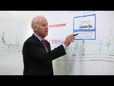 White House White Board: Vice President Biden on Rebuild America