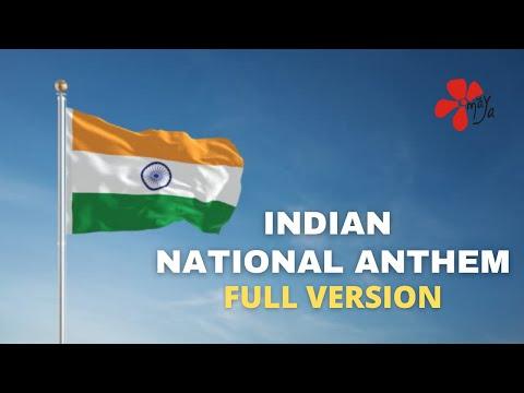 Indian National Anthem Full Version