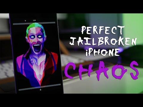Perfect Jailbroken iPhone - CHAOS! #1