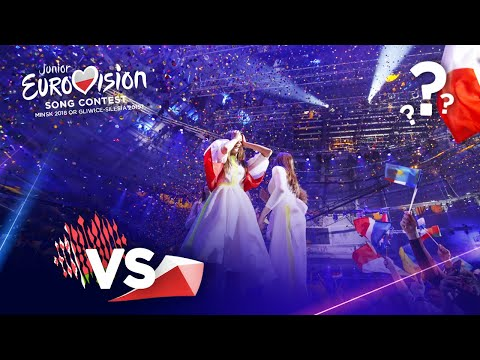 Junior Eurovision: 2018 VS 2019 (Your Version)