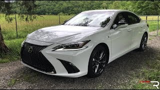 2019 Lexus ES 350 F-Sport – Baby LS Wants Younger Buyers