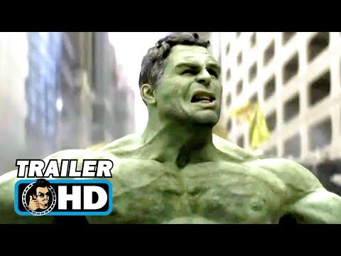 "AVENGERS: ENDGAME ""Hulk Smash"" TV Spot Trailer NEW (2019) Marvel Movie"