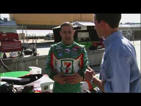 Tony Kanaan on race car safety