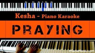 download lagu Kesha - Praying - Piano Karaoke / Sing Along gratis