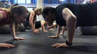 Tabata Warrior at Urban Fitness