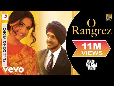 Bhaag Milkha Bhaag -- O Rangrez Full Video