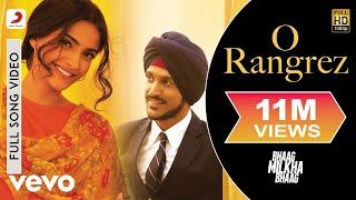 download lagu O Rangrez - Bhaag Milkha Bhaag  Farhan Akhtar gratis