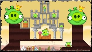 Angry Birds Poached Eggs Full Game Walkthrough All Levels