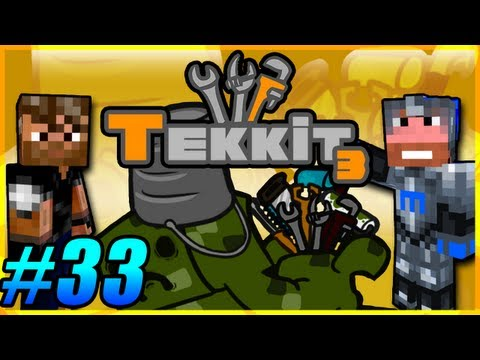 Tekkit Pt.33 |I Like Gold LLC.| Nuke Temp alarm