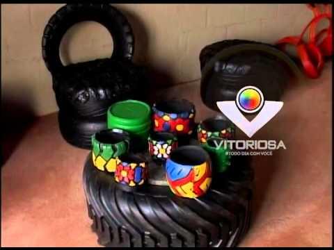 Ecoponto para pneus é inaugurado em Araguari