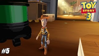 Toy Story 3: The Video Game - PSP Playthrough Gameplay 1080p (PPSSPP) PART 5