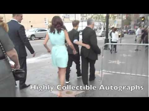 Exclusive! Justin Bieber and Selena Gomez out in Hollywood