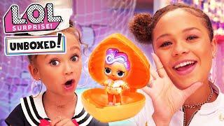 Unboxed!   LOL Surprise!   Season 4 Episode 2: Ahoy! It's Bubbly Surprise!
