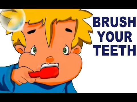 BRUSH YOUR TEETH - with Lyrics