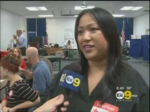 More KCAL-9 Coverage Achieved by BMC for The Prentice School's Halloween Blood Drive