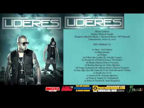 Wisin & Yandel - Cuidao Cuidao (Coyote Jingle) Discografia