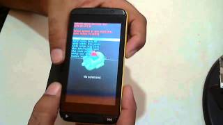 How To Hard Reset Micromax A-082 | Unlock Google Pattern Lock