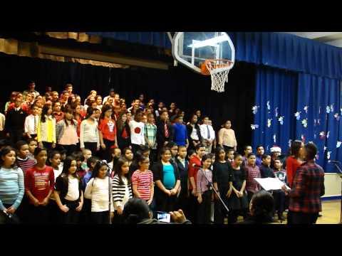 Incarnation School - Washington Heights - December 12, 2012  Christmas Show.