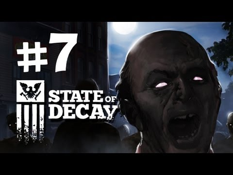 State of Decay Walkthrough -  Part 7 - Collecting Supplies