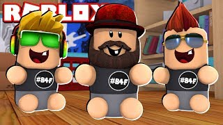 WE ARE 3 LITTLE BABYS in ROBLOX BABY SIMULATOR