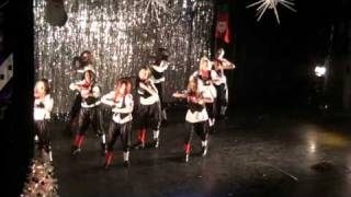 NOBIZ  Award Winning Performance At The Alliance Dance Unit Christmas Show
