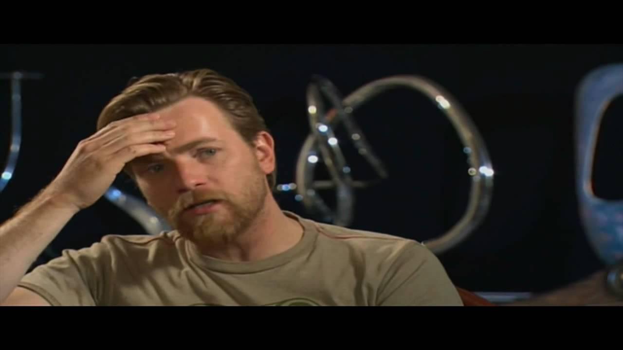 Obi Wan Kenobi Actor Becoming Obi-Wan Webisode