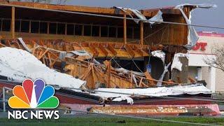 Hurricane Michael Batters Panama City With Destructive Winds | NBC News