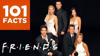 Download Lagu 101 Facts About Friends Gratis STAFABAND