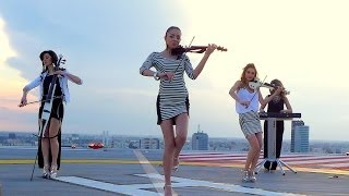Indila Derni re Danse Amadeus violin cover instrumental