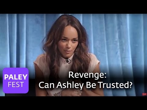 Revenge - Can Ashley Davenport Be Trusted?