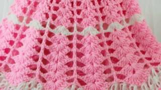 Newborn baby clothes, New Baby Frock Design, Crochet dress