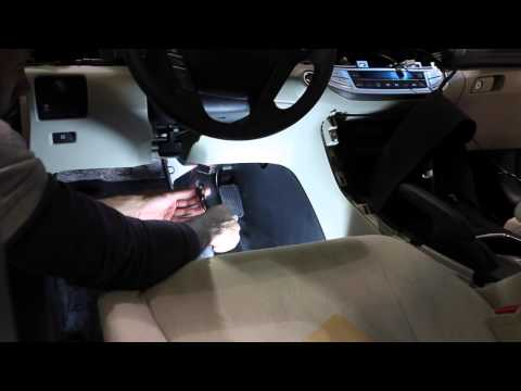 2013-2014 Honda Accord Navigation Hardware Installation