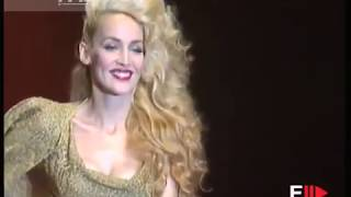Laetitia Casta, Jerry Hall, Carla Bruni, Eva Herzigova for VIVIENNE WESTWOOD 1997 by Fashion Channel