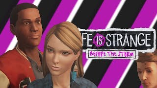 Get To Class! - Life Is Strange Before The Storm Episode 1 - Pt 4