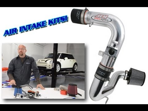 Short Ram vs Cold Air Intake Kits: Which to Choose? Presented by Andy's Auto Sport