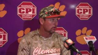 TigerNet.com  Monte Lee on win over Furman