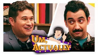 Um, Actually Ep. 7: House Crests, House Crushings, and the Kongs