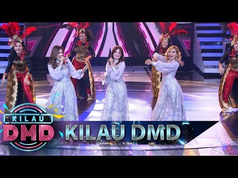 WOW! Trio Macan Menggoyang Kilau DMD [JARAN GOYANG] -  Kilau DMD (5/4)