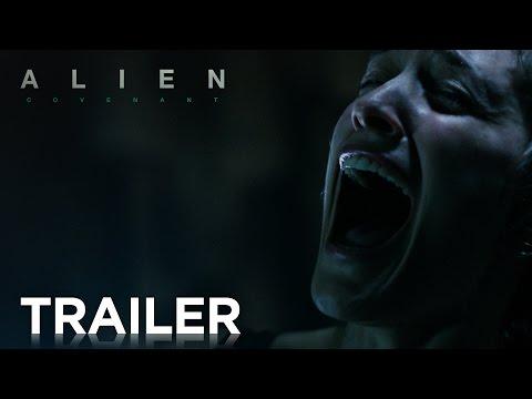 Alien: Covenant | Trailer Oficial | Legendado HD