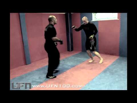 UFN - Sparring techniques for MMA Image 1