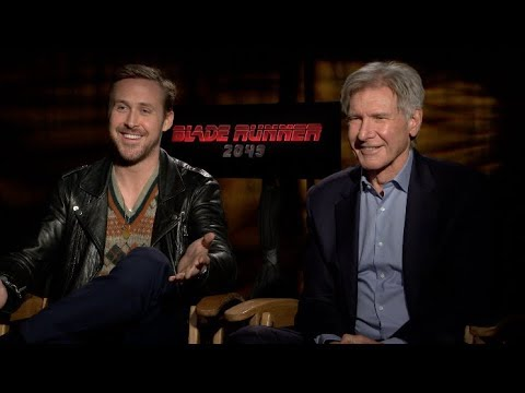 Blade Runner 2049 Interviews - Ford, Gosling, Villeneuve, Bautista, Armas, Davis, Hoeks, Wright