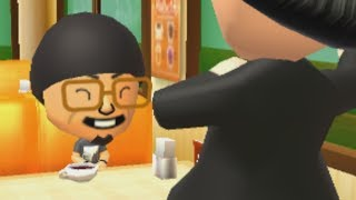 the most unexpected wii sports mii couple on tomodachi life