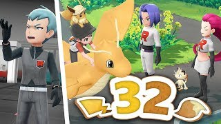 Pokémon Let's Go Pikachu & Eevee - Episode 32 | Blasting Off Again!