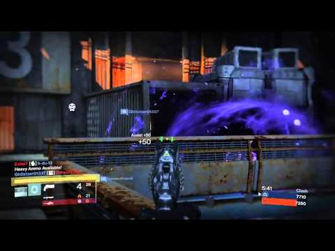 THORN! Destiny PvP: Exotic Pistol Gameplay as Hunter