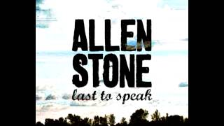 Watch Allen Stone Reality video