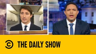 Justin Trudeau Embroiled In Brownface Scandal | The Daily Show With Trevor Noah
