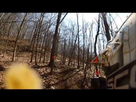 Josh Gaitten 2014 Athens Hare Scramble GoPro