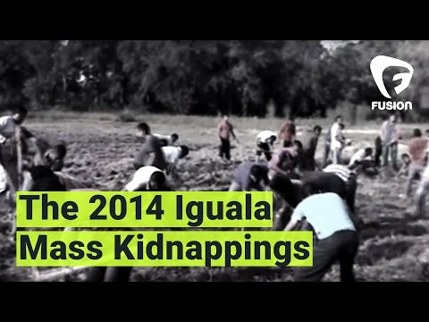 Video of Missing Ayotzinapa Students Before Their Disappearance