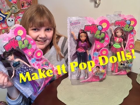 NEW Make It Pop Street Couture & Spotlight Ready Dolls – Unboxing & Review