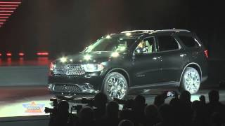 Dodge Durango Highlights at 2013 NY Auto Show